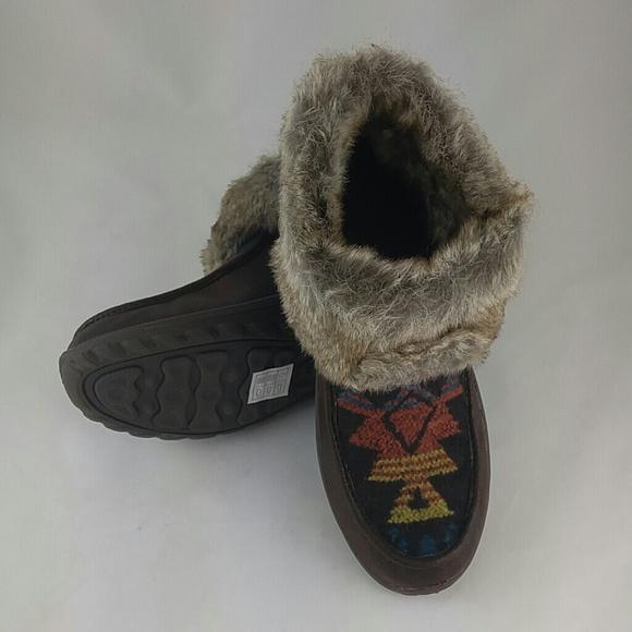 Skechers Shoes - Skechers Women's Reggae Fest-Havasupai Boot 6.5M